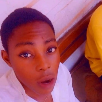 Harrison Trey, 21, Accra, Ghana
