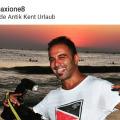 Kadir Demir, 36, Antalya, Turkey