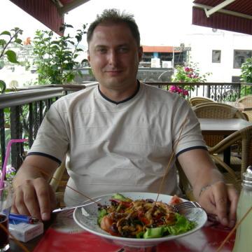 Sergey Bobrov, 48, Saint Petersburg, Russian Federation
