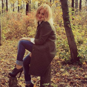 Darina, 24, Kryvyi Rih, Ukraine