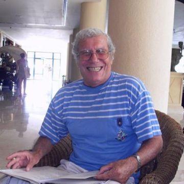 Mounir Mahrous, 64, Cairo, Egypt