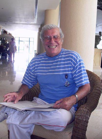 Mounir Mahrous, 65, Cairo, Egypt