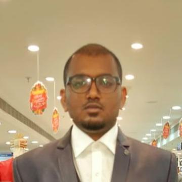 Marshall, 27, Dindigul, India