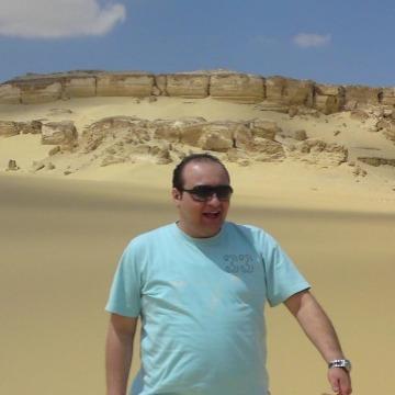 Ahmed Shatla, 35, Cairo, Egypt