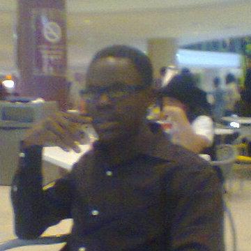 Jidey Akinyemi, 41, Dubai, United Arab Emirates