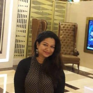 Pratiksha Walwaikar, 36, Mumbai, India