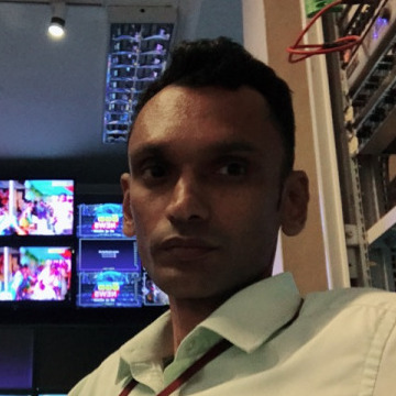 Manoj, 43, Colombo, Sri Lanka