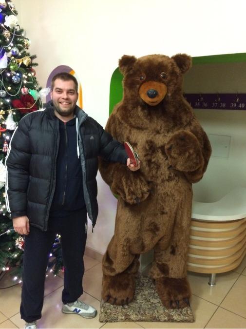 Dzmitry Murauyou, 35, Minsk, Belarus