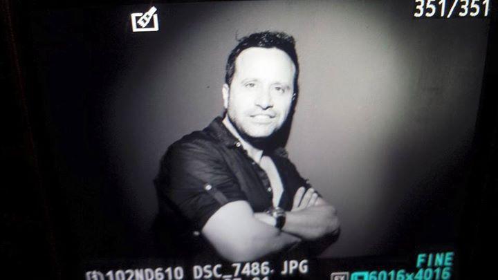 Rafael Tarrago, 43, Madrid, Spain