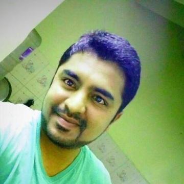 Charlie Hiriyan, 34, Chennai, India