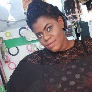 Ranicia, 21, Accra, Ghana