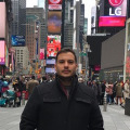 Abood I, 38, Orlando, United States