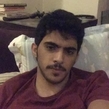 Muhannad Al, 25, Bishah, Saudi Arabia