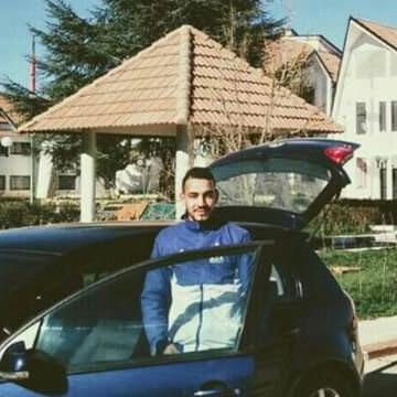 Ibrahim Mtired, 26, Meknes, Morocco