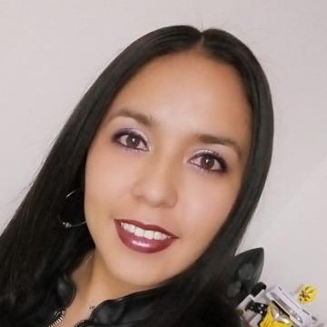 Diana Paola Kordero, 28, Zipaquira, Colombia