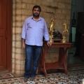 Hussain, 46, Bangalore, India