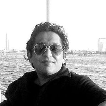 Faisal Khan, 35, Dubai, United Arab Emirates