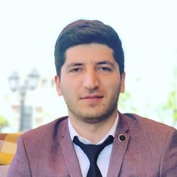 Emil Rzayev, 24, Baku, Azerbaijan