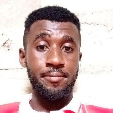 Don Charles, 25, Accra, Ghana