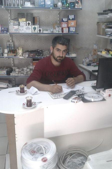 ercan, 41, Istanbul, Turkey