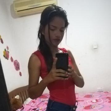 Yurleidys  castellar, 22, Barranquilla, Colombia