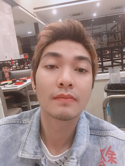 Zaruman Kritsana, 32, Bangkok, Thailand