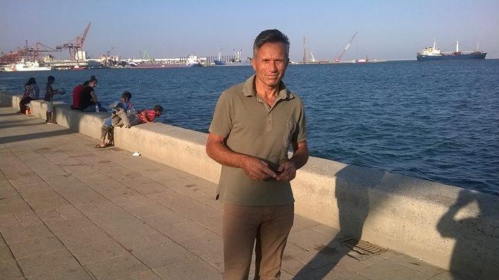 Ahmet Sarı, 51, Mersin, Turkey