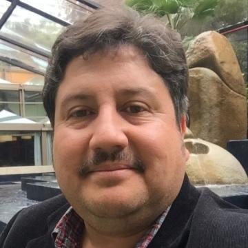 Angel, 47, Santiago, Chile