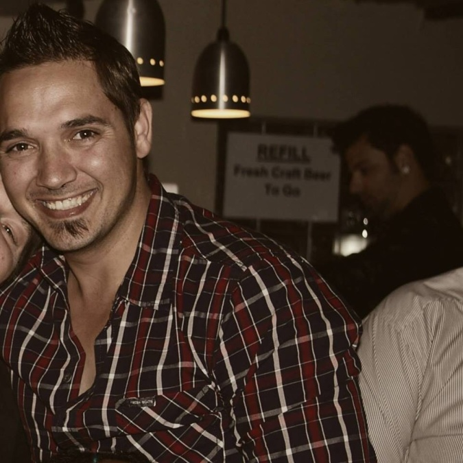 Dewaldt, 37, Cape Town, South Africa