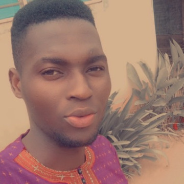 PEDRO, 23, Cotonou, Benin