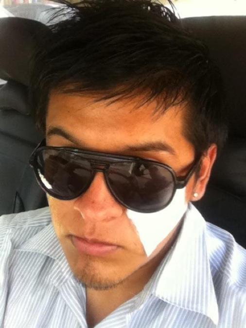 Giancarlo Vargas, 29, Lima, Peru