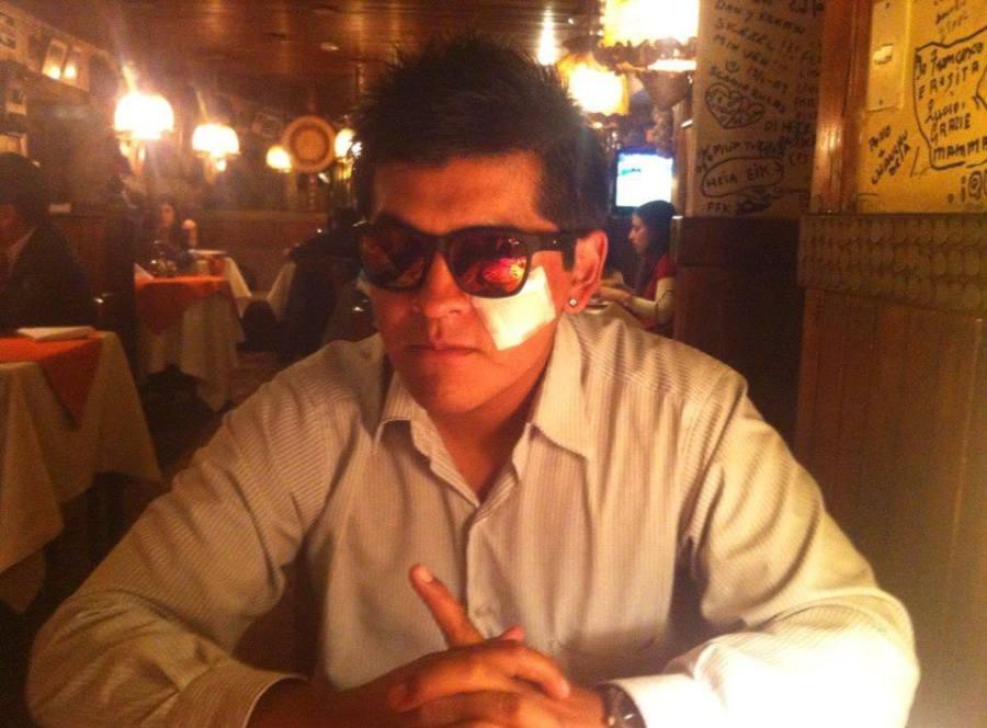 Giancarlo Vargas, 30, Lima, Peru
