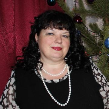 Ludmila Salomatina, 53, Mahilyow, Belarus
