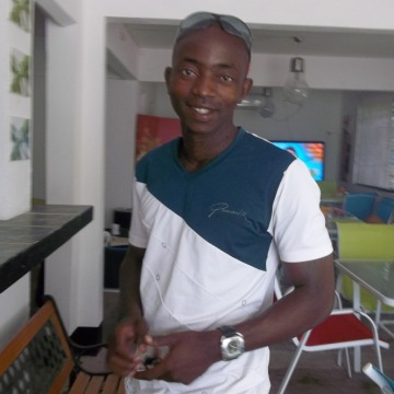 Tobias Moises, 31, Pemba, Mozambique