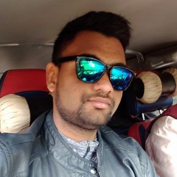 Suraj Kumar Dey, 27, Bhubaneswarpur, India