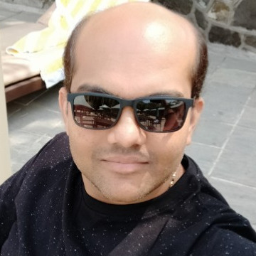 Dv, 40, Mumbai, India