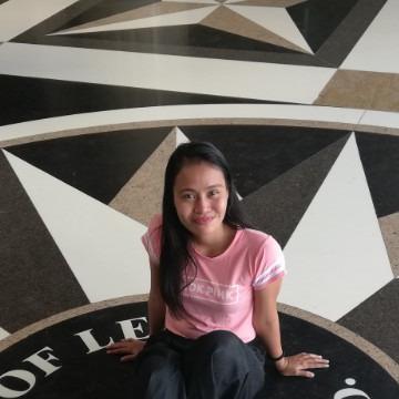 Junabel Barbosa, 29, Davao City, Philippines
