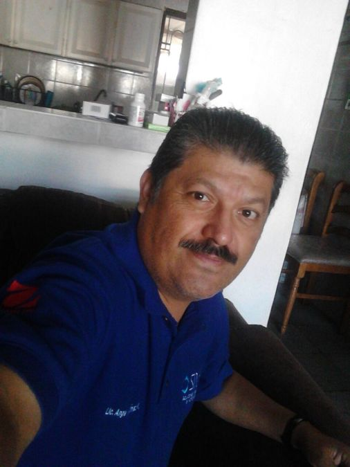 Angel Martinez, 56, Garza Garcia, Mexico