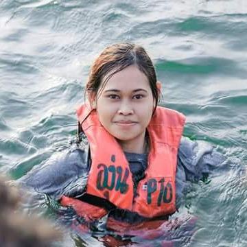 Pang Hattaya, 24, Bangkok, Thailand