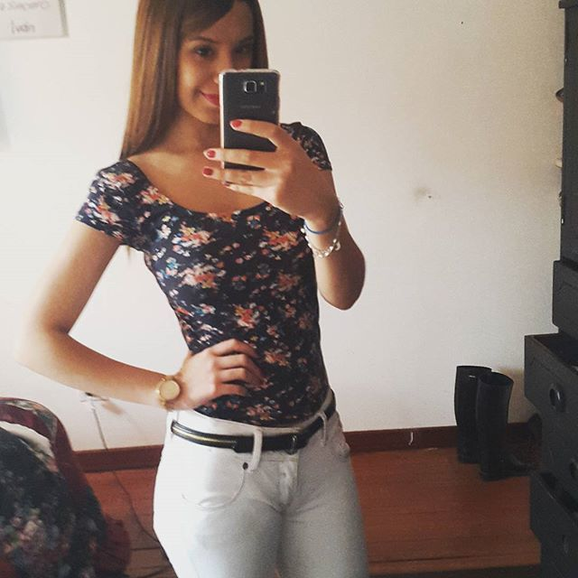 Linda Daniela montañez, 26, Bogota, Colombia