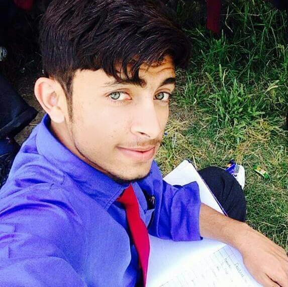 Faizan Ahmad Khan, 24, Islamabad, Pakistan