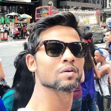 Sameer Ahmed, 36, Dubai, United Arab Emirates