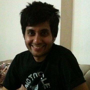 Shravan Mehta, 32, Bangalore, India