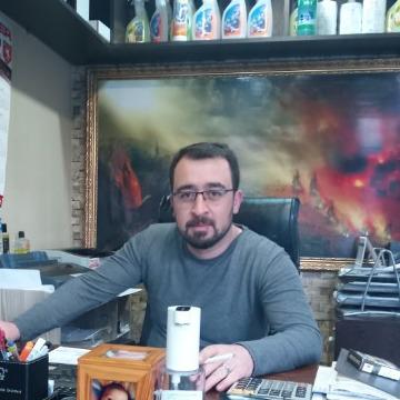 Yahya Akman, 34, Izmir, Turkey