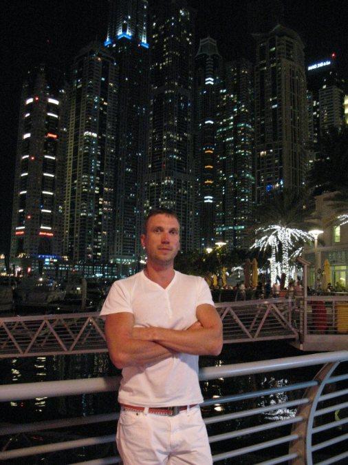 Jon Borvin, 39, Kiev, Ukraine