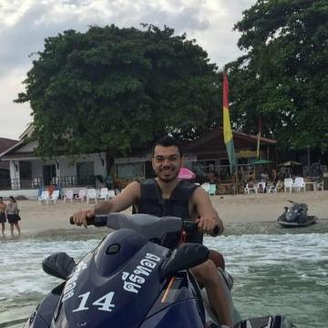 Ahmed Mohamed, 26, Manama, Bahrain