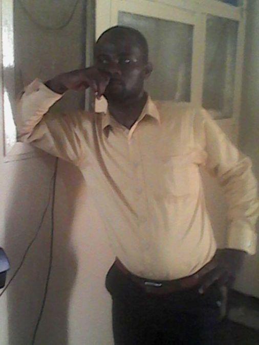 lionel teddy WILSO , 34, Monrovia, Liberia
