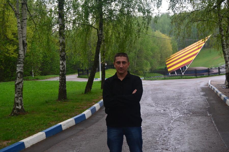 ВАЛЕНТИН, 43, Moscow, Russian Federation