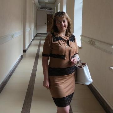 Ольга Люлина, 41,