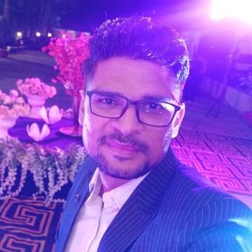Ashish Sharma, 36, Mumbai, India